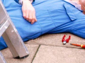 Arbeitsplätze mit erhöhter Unfallgefahr