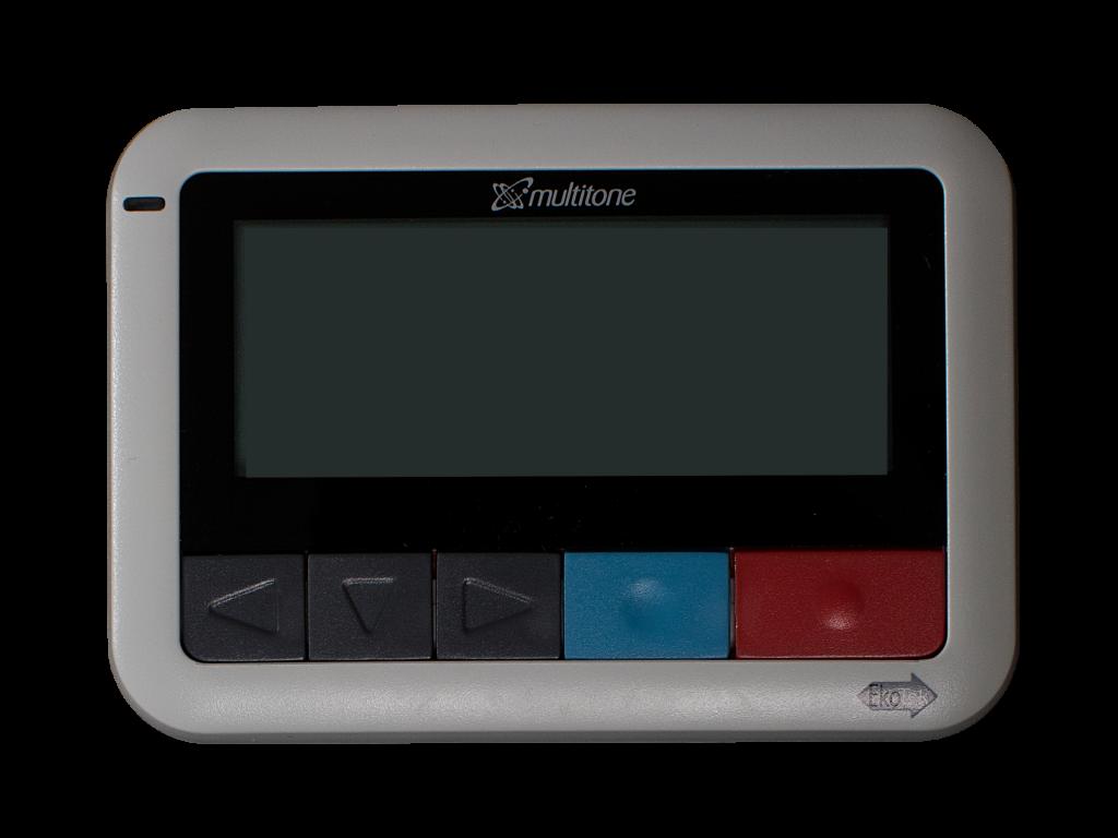 Der Messenger ist ein robustes, multifunktionales Mobilgerät für das Pflegepersonal.
