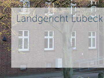 Landgericht Lübeck Foto