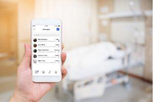 Multitone Appear ermöglicht es den Anwendern, Nachrichten mit Bild-, Audio- oder Video-Anhängen sogar mit definierten Prioritätsstufen untereinander auszutauschen.