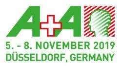 Messe A+A Düsseldorf, Sie ist die weltweit größte und wichtigste Veranstaltung, wenn es um Sicherheit und Gesundheit bei der Arbeit geht.