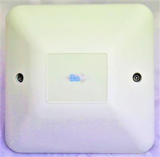 """Multitone stellt einen neuen Sicherheits-Funk-Repeater im """"Anti-Ligatur""""-Design für die EkoFamily vor."""