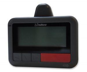 Personen-Notsignal-Gerät (PNG) ESPAG für Multitone das EkoSecure Personen-Notsignal-System (PNA)